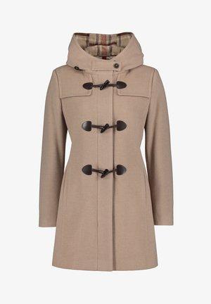 DUFFLE - Classic coat - beige