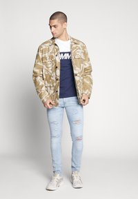 Jack & Jones - JJILIAM JJORIGINAL  - Jeans slim fit - blue denim - 1