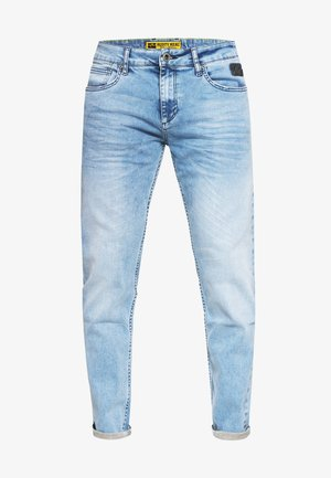 Jeans Tapered Fit - hell blau