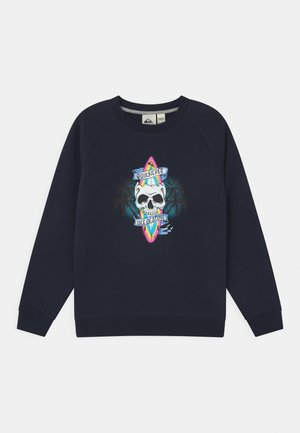 NIGHT ROCK CREW YOUTH - Sweatshirt - navy blazer
