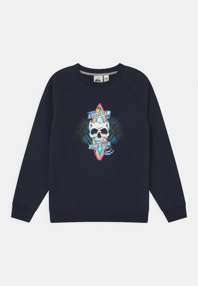 NIGHT ROCK CREW YOUTH - Sweatshirt - navy blazer