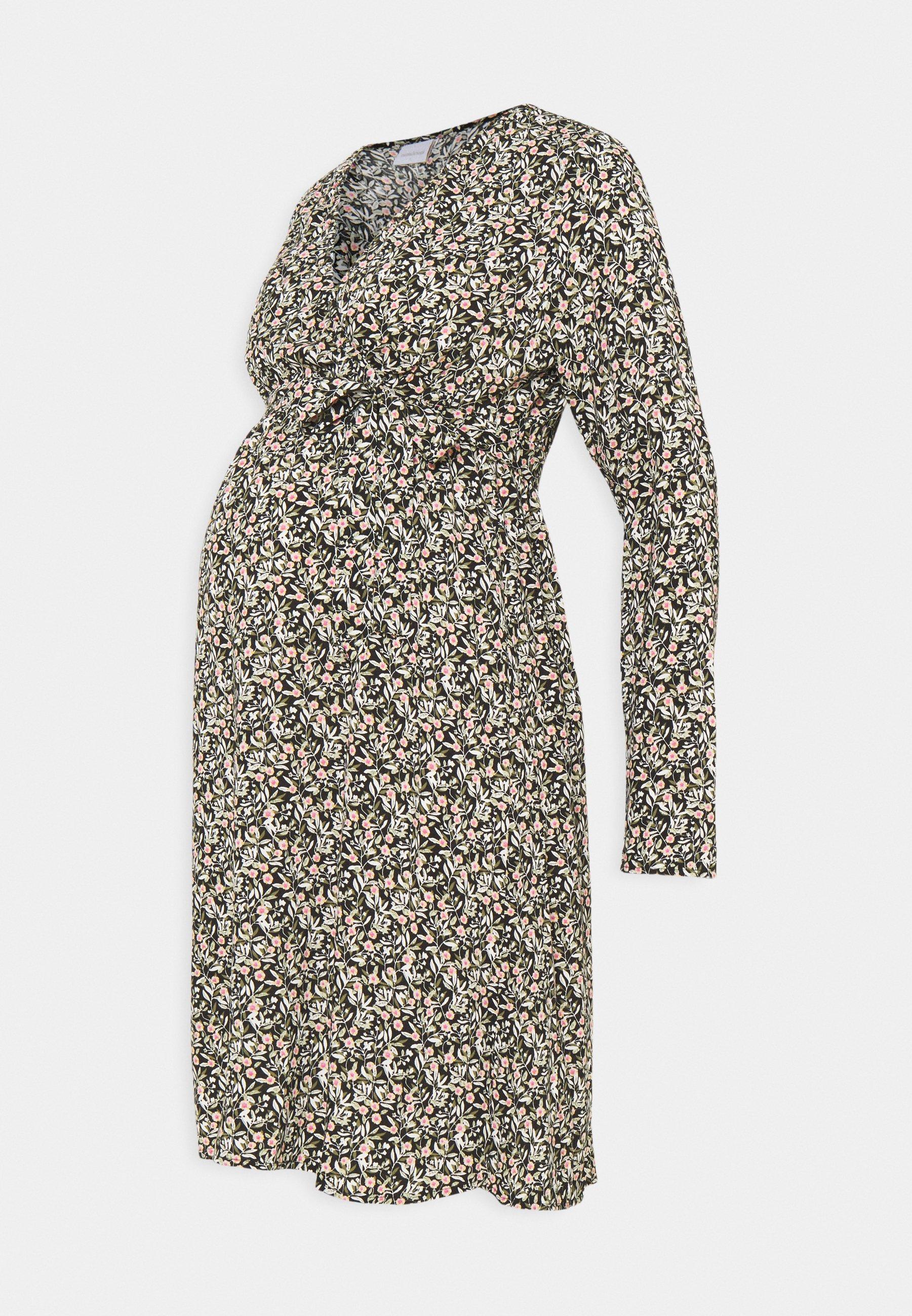 Women MLPHINA TESS WOVEN DRESS - Day dress