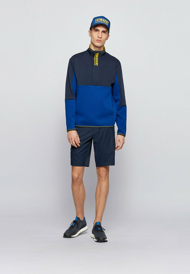 BOSS - Trainers - dark blue