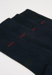 HUGO - 2 PACK - Skarpety - dark blue - 2