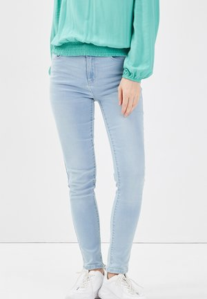 Slim fit jeans - denim bleach