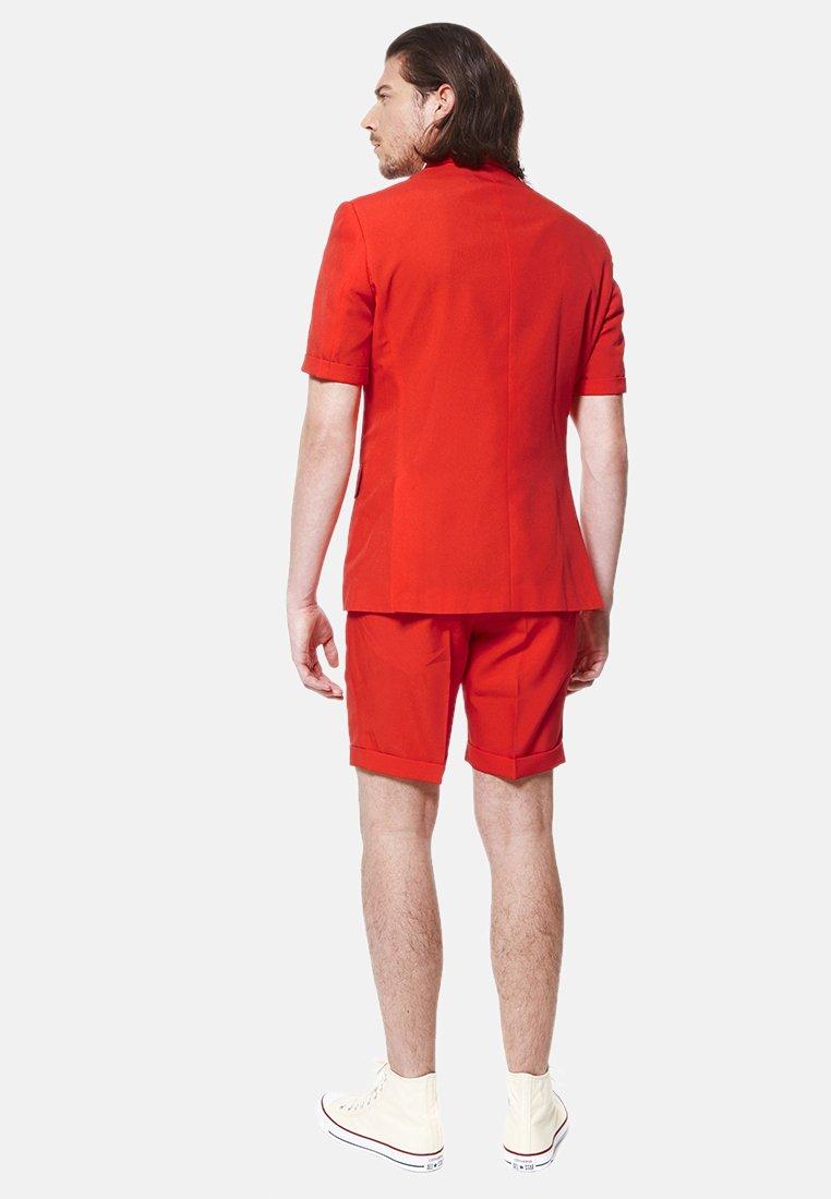 Herren SUMMER RED DEVIL SET - Anzug