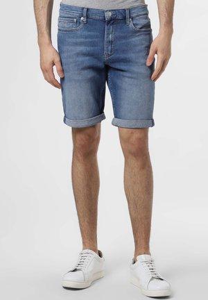 Jeans Shorts - medium stone