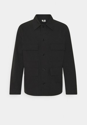 LIGHT JACKET - Lehká bunda - black