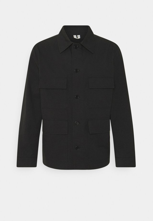LIGHT JACKET - Summer jacket - black