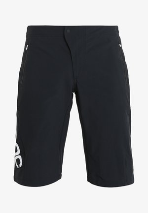 ESSENTIAL ENDURO SHORTS - Sports shorts - uranium black