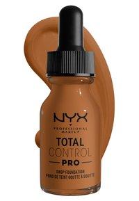 Nyx Professional Makeup - TOTAL CONTROL PRO DROP FOUNDATION - Foundation - almond - 2