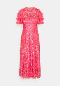 Needle & Thread - SEREN BALLERINA DRESS - Koktejlové šaty/ šaty na párty - watermelon pink - 3