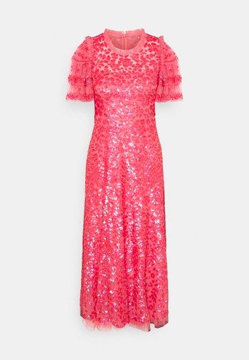 SEREN BALLERINA DRESS - Cocktailklänning - watermelon pink
