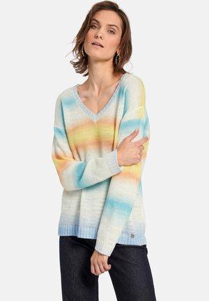 Sweater - multi coloured