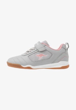 NICOURT - Trainers - vapor grey/dusty rose
