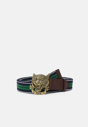 TIGER CASUAL - Riem - french navy/kelly green