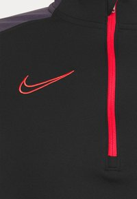 Nike Performance - DRY ACADEMY SUIT - Tracksuit - black/siren red - 11