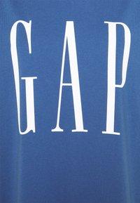 GAP Petite - DRESS - Jersey dress - chrome blue - 2