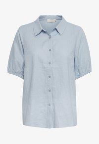 Cream - CRVENTA - Button-down blouse - cashmere blue - 4