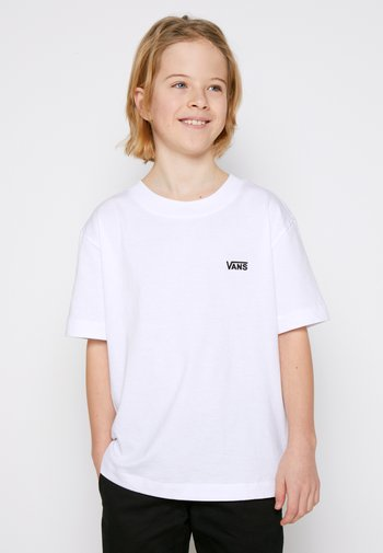 BY LEFT CHEST TEE BOYS - Basic T-shirt - white