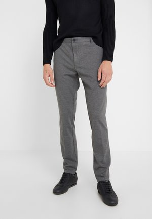 HELDOR - Trousers - open grey