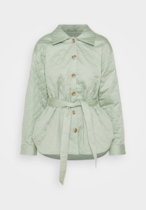 LAVINE JACKET - Light jacket - aqua gray