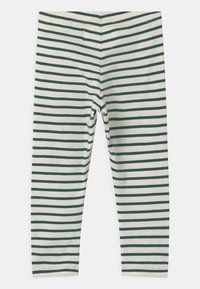 Wood Wood - IRA UNISEX - Legíny - off-white/faded green - 1