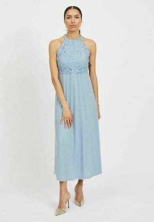VIULRIKANA HALTERNECK - Occasion wear - ashley blue