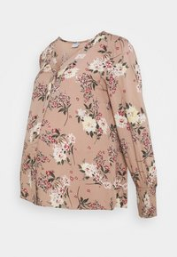 Pieces Maternity - PCMPAOLA  - Blouse - warm taupe - 4