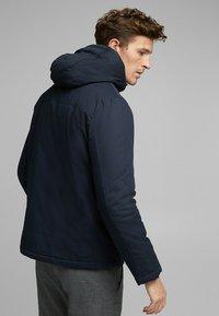 Esprit - Winter jacket - dark blue - 3