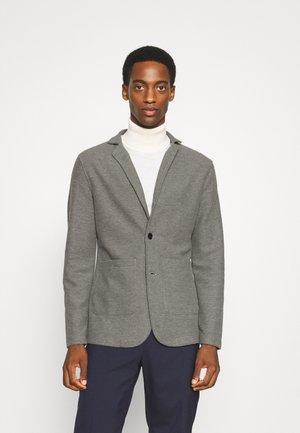JPRBLAJONES BLAZER - Blazer jacket - dark grey melange