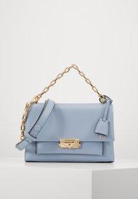 CHAIN - Handbag - pale blue