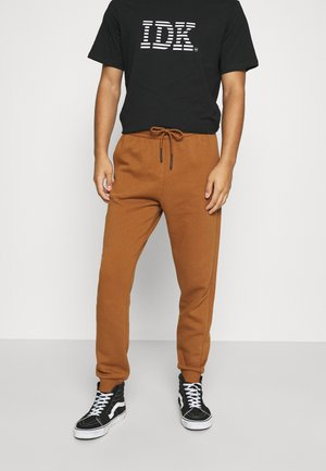 ONSCERES LIFE PANTS - Tracksuit bottoms - monks robe