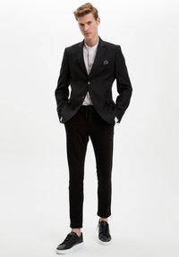 DeFacto - Blazer jacket - black - 1