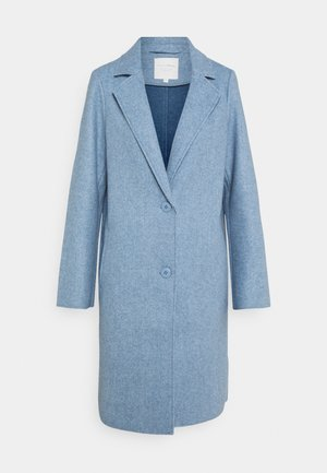 OPTIC COAT - Classic coat - country blue melange