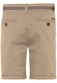Tiffosi - HENRY - Shorts - beige - 1