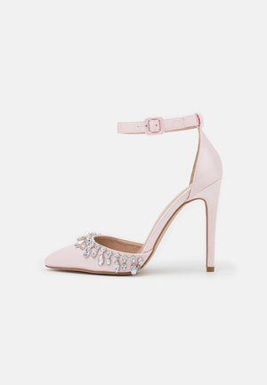 RASSEL - Classic heels - pink