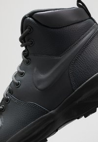 Nike Sportswear - MANOA '17 - High-top trainers - dark smoke grey/black - 5