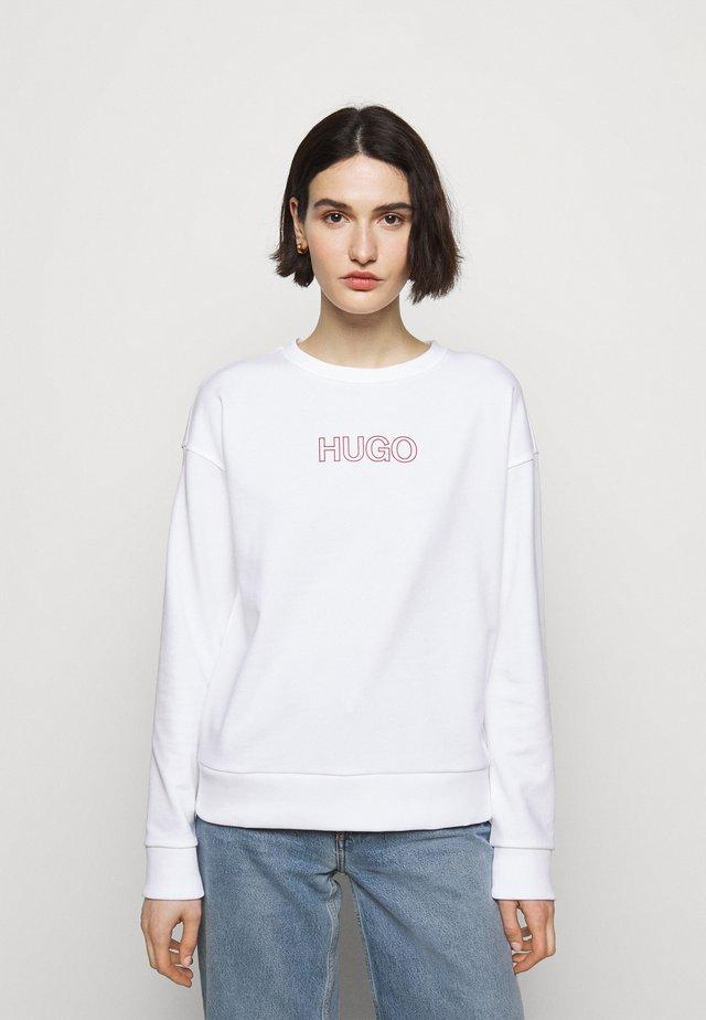 NAKIRA - Sweatshirt - white