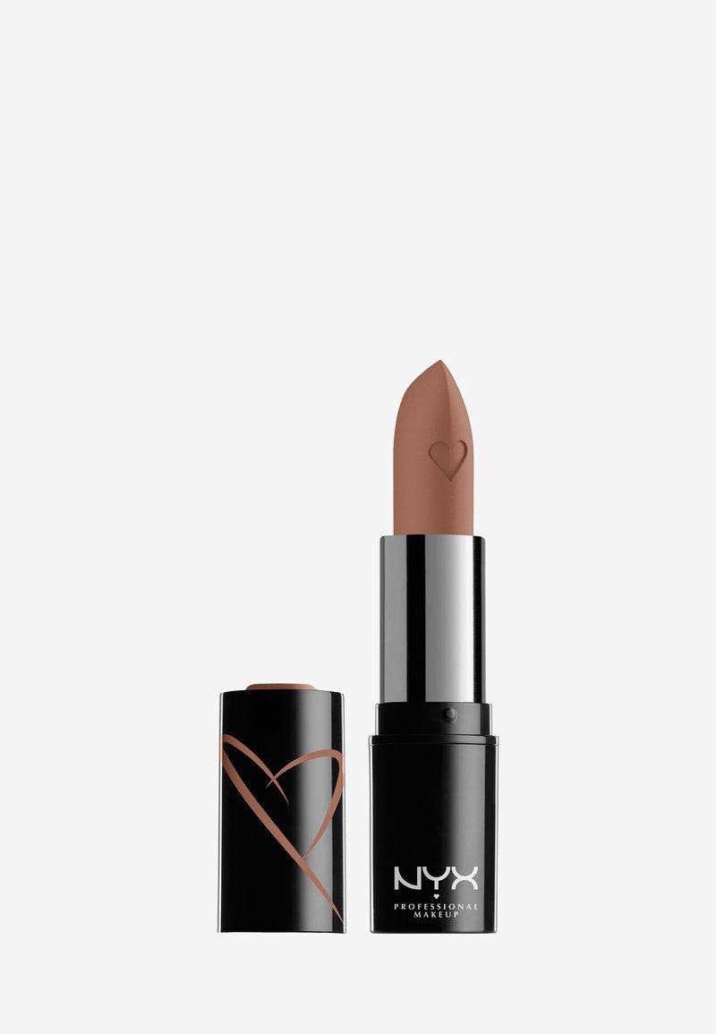 Nyx Professional Makeup - SHOUT LOUD SATIN LIPSTICK - Lipstick - silk