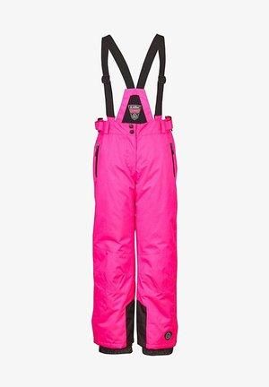 NADIANA JR - Snow pants - pink