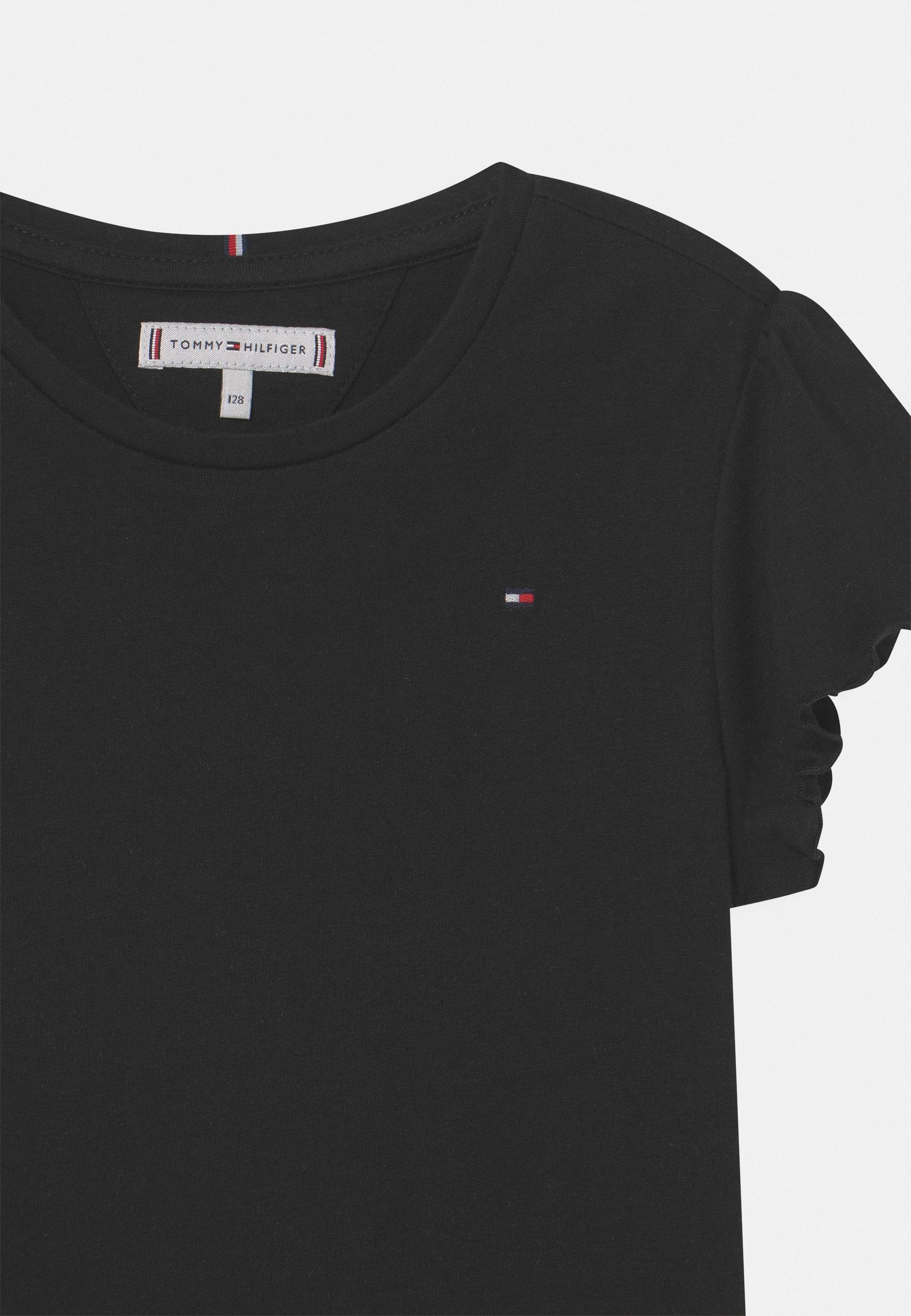 Kids ESSENTIAL RUFFLE SLEEVE - Print T-shirt