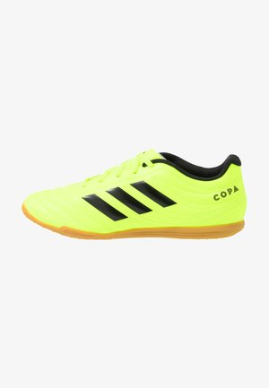 COPA 19.4 IN - Scarpe da calcetto - solar yellow/core balck