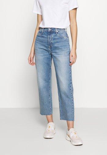 TYLER - Straight leg jeans - blue denim