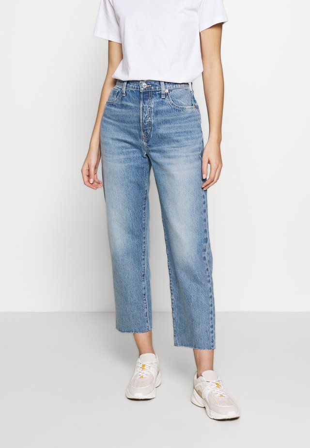 TYLER - Jeans straight leg - blue denim