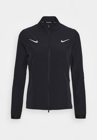 Nike Performance - OLYMPICS JACKET TRACKSUIT - Sports jacket - black/silver - 3
