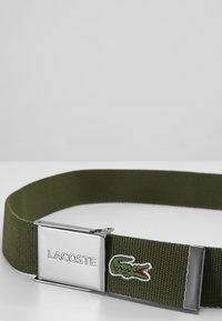 Lacoste - Skärp - green - 3