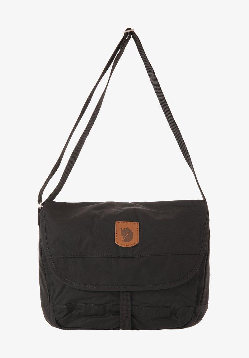 Fjällräven - GREENLAND  - Across body bag - black