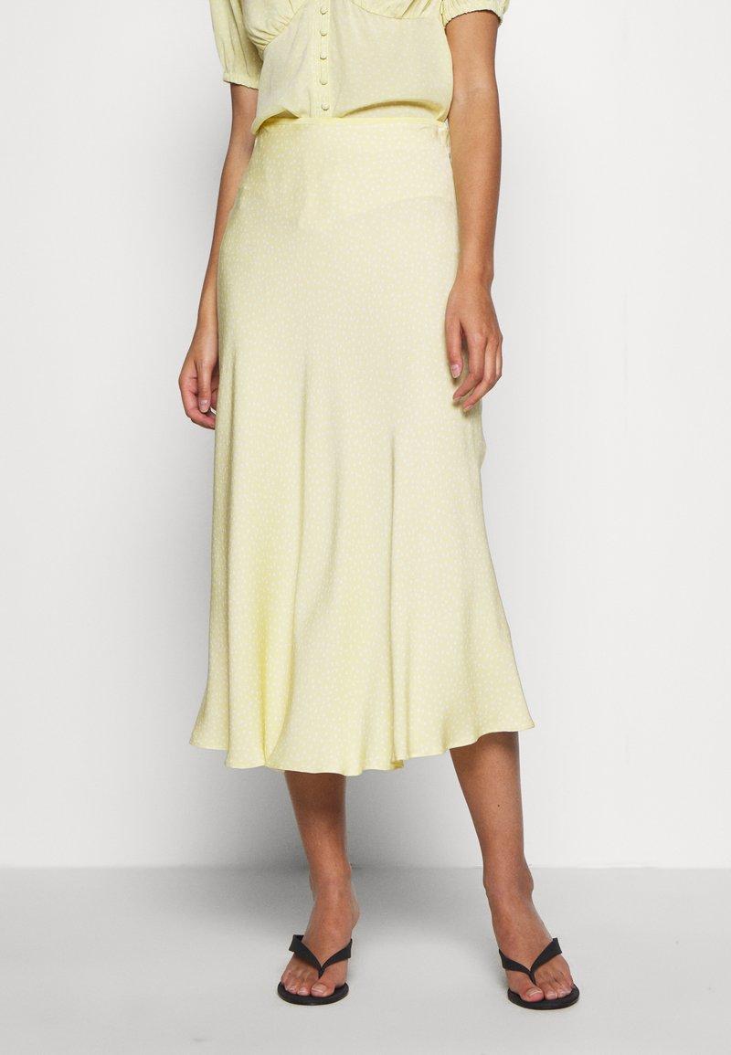 Samsøe Samsøe - ALSOP SKIRT - A-line skirt - summer