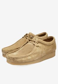 Next - STONE WALLABEE - Casual lace-ups - beige - 2